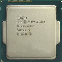 Core i7 4770 Intel процессор 3.4GHz/5GT/s/8MB s1150