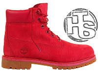 Женские ботинки Timberland Classic Boots Red