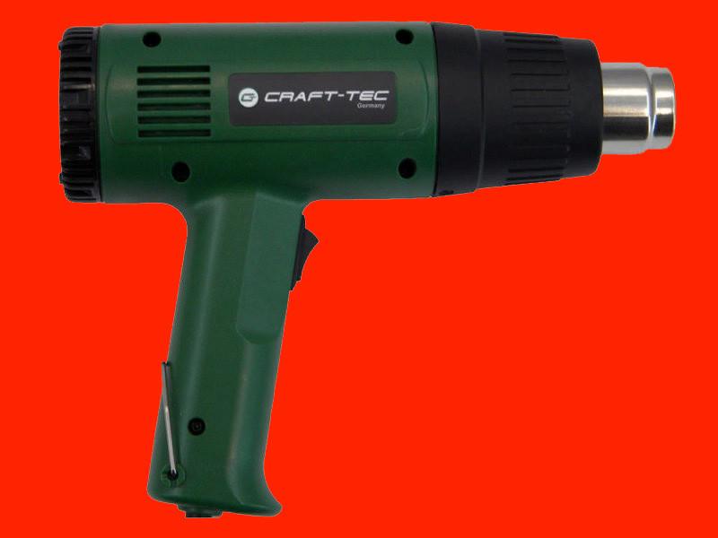 Строительный фен Craft-tek PLD-2000