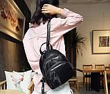 Рюкзак Sujimima чорний С96, фото 10