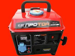 Бензиновый генератор на 0.85 кВт Протон БГ-950