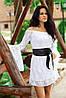 Платье женское лебедь № 382