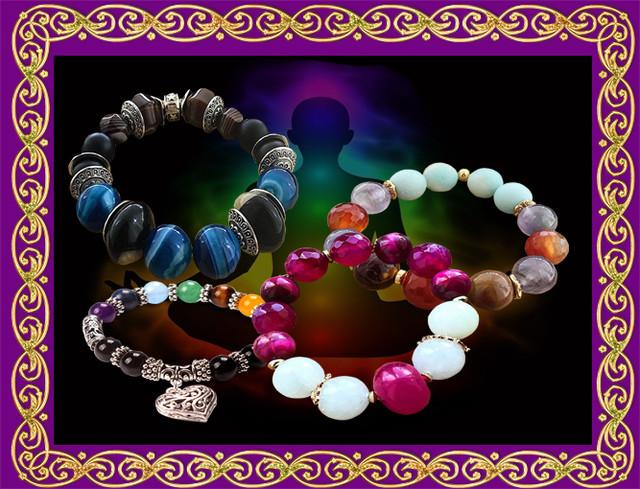Магия камней энергетические браслеты шамбала