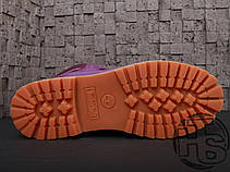 Женские ботинки Timberland Classic Boots Purple, фото 3