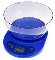Весы кухонные c чашей ACS KE1 до 5 кг ваги кухонні