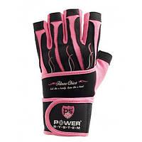 Перчатки для тяжелой атлетики POWER SYSTEM PS-2710 FITNESS CHICA