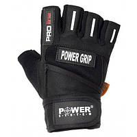 Перчатки для тяжелой атлетики POWER SYSTEM PS-2800 POWER GRIP