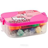 Пластилин Hello Kitty, 7 цветов + 7 инструментов, в боксе   Kite
