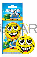 Areon Smile Fresh Air ароматизатор картонный