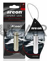 Areon Liquid Sport Lux Silver ароматизатор жидкий, 5 мл