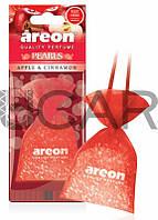 Areon Pearls Apple & Cinnamon ароматизатор мешочек