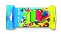 Пластилин детский Fluorescent (100 г). Набор 5 цветов | KOH-I-NOOR