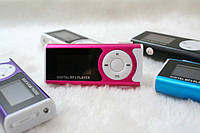 MP3 плеер с экраном и фонарем, плеер для воспроизведения всех форматов