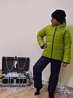 Костюм зимний ВЕРОНИКА (куртка+полукомбинезон)