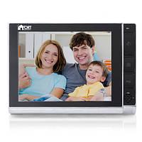 Домофон  цветной экран 8 возможности записи на карту памяти TF card JS 806, техника для охраны