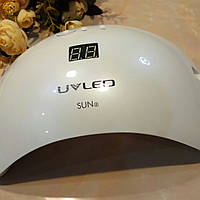 Уф/лед лампа для ногтей SUN 8, 48вт