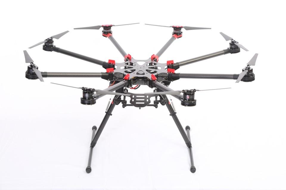 Профессиональный октокоптер DJI Spreading Wings S1000
