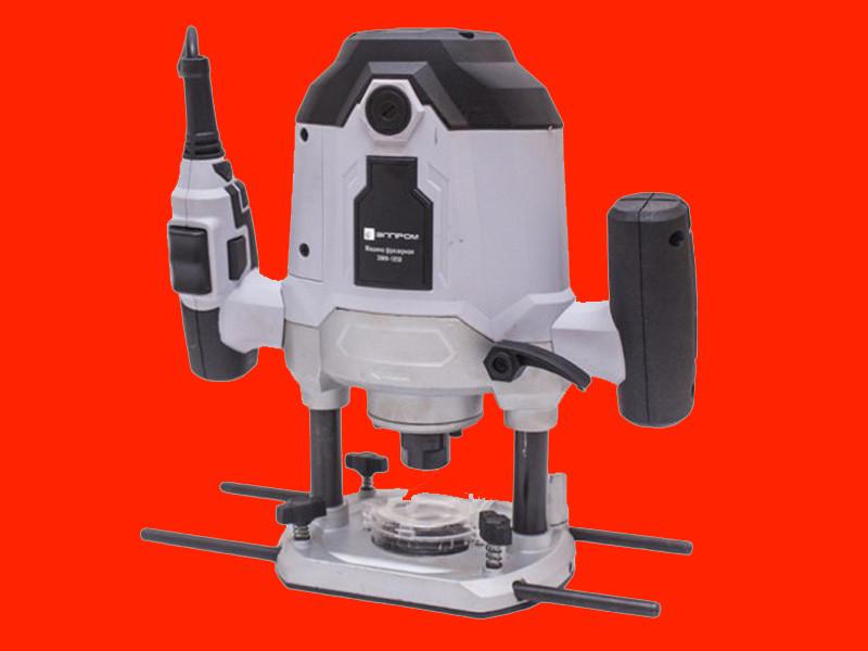 Ручной фрезер по дереву Элпром ЭМФ-1850 цанга 12 мм