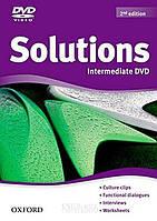 Solutions | DVD, уровень Intermediate | Tim Falla | Oxford