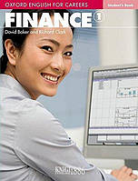 Учебник Oxford English for Careers: Finance 1, Richard Clark | OXFORD