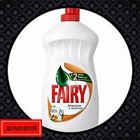 Средство для мытья посуды Fairy Апельсин и лимонник 500 мл (50901188)