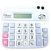 Калькулятор Kenko KK 9935, калькулятор 8 разрядный, настольный электронный калькулятор