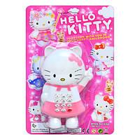Телефон Hello Kitty(14см* 21см)