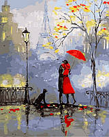 Картина по номерам 40х50 Влюблённая пара (GX9122)