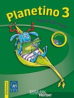 Рабочая тетрадь с аудиодиском «Planetino», уровень 3, Gabriele Kopp, Siegfried Buttner, Josef Alberti | Hueber