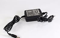 Адаптер 12V 1A BIG с разъемом 5,5 mm, зарядное устройство для мобильных телефонов и ноутбуков