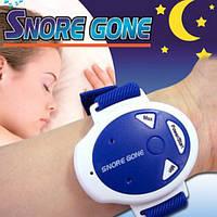 Браслет от храпа Stop Snore Gone, антихрап Снор Гон, браслет против храпа, эффективное устройство от храпа
