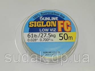 Флюорокарбон Sunline SIG-FC 0,700мм 27,5кг 50м