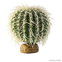 Растение ExoTerra Barrel Cactus Large