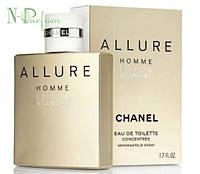 Chanel Allure Homme Edition Blanche - Гель для душа 200 мл