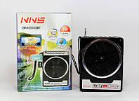 Радиоприемник колонка NS 048, портативное радио, радиоприемник с mp3 плеером и usb