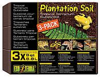 "Наполнитель EXO TERRA ""Plantation Soil"" для террариума, 3х8,8л"