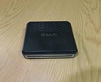 Коммутатор локальной сети (Switch) D-Link DES-1005A