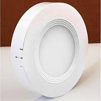 Точечный накладной светильник Wall Light Plastic 18W 4000k (763/1)