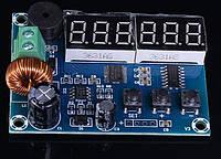 Модуль оповещения оставшегося заряда 7V-80V (XH-M241)