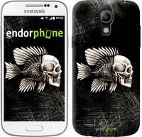 "Чехол на Samsung Galaxy S4 mini Duos GT i9192 Рыбо-человек ""683c-63-716"""