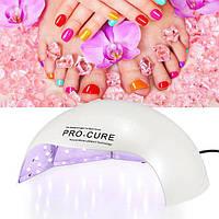 Мощная 72W / 36W Большая UV LED уф лед лампа для ногтей