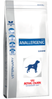 Royal Canin Anallergenic Полнорационный корм для собак при пищевой аллергии или непереносимости с ярко выраженной гиперчувствительностью 8 кг