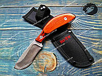 Нож нескладной для шкурения