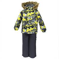 Зимний термокостюм WINTER для мальчика 3 лет р. 98 ТМ HUPPA 41480030-72548
