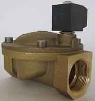 Электромагнитный клапан CEME 1 1/2 90 С°, 10 бар (н.з)