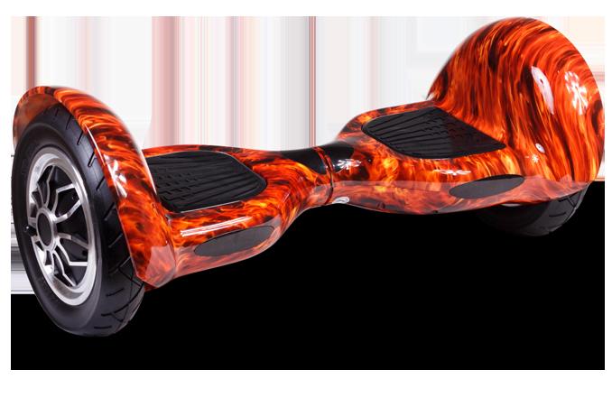Smart Balance U8 - 10 дюймов Fire (Огонь)