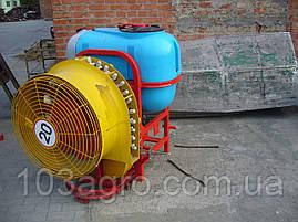 Оприскувач Родос садовий вентиляторний 200 - 1000 л. на польському обладнанні, фото 2