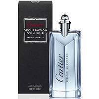 Cartier Declaration Cartier D'Un Soir EDT 100ml (ORIGINAL)