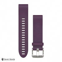 Ремешок Garmin Ремешок для Fenix 5s 20mm QuickFit Amethyst Purple Silicone Band (010-12491-15)