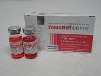 Гамавит Форте, иммуномодулирующий препарат - 10 мл